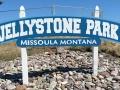Jellystone Park - Sign
