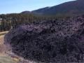 Big Obsidian Flow, Lava Lands, Oregon