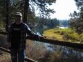 Jerry at Deschutes River