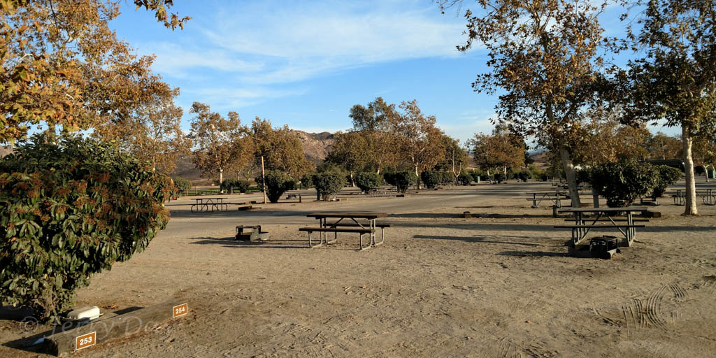 Campground Review Lake Skinner Recreation Area