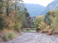 Bridge near Lewis and Clark Campground