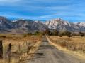 Lubken Canyon Road