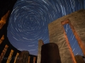 Maryhill Stonehenge by Night