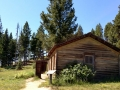 Garnet Ghost Town State Park - House
