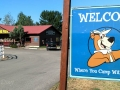 Yogi Bear's Jellystone Park - Entrance
