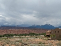 Moab KOA - View from Campground