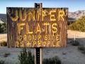 Juniper Flats Group Site