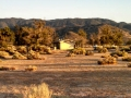 Mojave River Forks Campground View