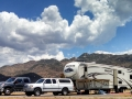 Our Rig at Mojave River Forks