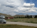View from Mountain View RV Park