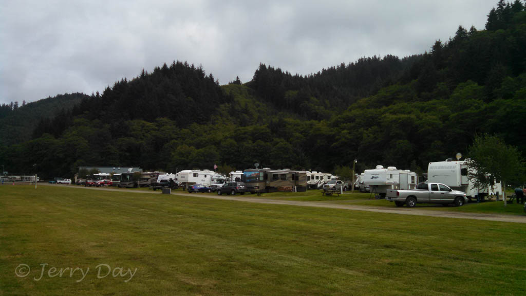 Campground Review Neskowin Creek Rv Resort The Tin Can