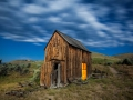 Bannack State Park/Ghost Town - Shed