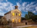 Bannack State Park/Ghost Town - Schoolhouse & Masonic Temple