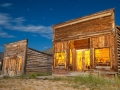 Bannack State Park/Ghost Town - City Drug & Assay Office