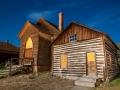 Bannack State Park/Ghost Town - Methodist Church