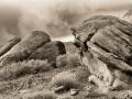 Comb Ridge Helmet Rock