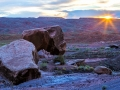 Comb Ridge Sunset