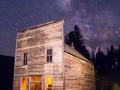 Garnet Ghost Town State Park - Kelly's Saloon