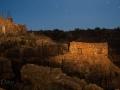 Abandoned Pueblo Ruins - Two Guns Ghost Town - Historic Route 66 - Two Guns, AZ