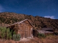 Abandoned sheds - Harper ghost town - Nine Mile Canyon
