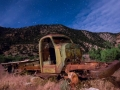 Abandoned truck - Harper ghost town - Nine Mile Canyon
