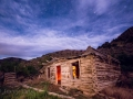 Abandoned cabin - Harper ghost town - Nine Mile Canyon