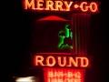 Margie's Merry-Go Round Restaurant Neon