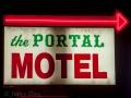 The Portal Motel Neon