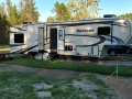 Our Rig at North American RV Park