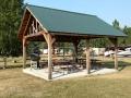 North American RV Park - Picnic Shelter
