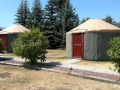 North American RV Park - Rental Yurts
