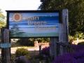 Ocean Breeze Resort Sign