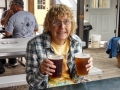 Kim-at-Ouray-Brewery