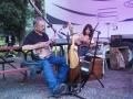 Ouray-KOA-camper-musicians