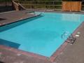 Swimming pool at Paradise Cove RV Resort