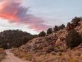 Masonic Mine Sunset