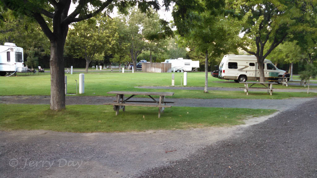 Campground Review Peach Beach Rv Park Goldendale Wa