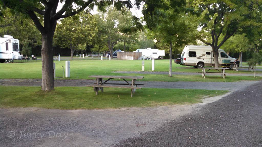 Campground Review Peach Beach Rv Park Goldendale Wa