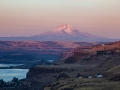 Maryhill vista with Mt Hood