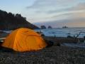 Quileute Oceanside Resort Beach Camp