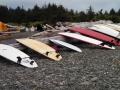 Quileute Oceanside Resort Surfboards