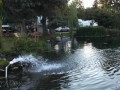 Rainbows End RV Park Pond