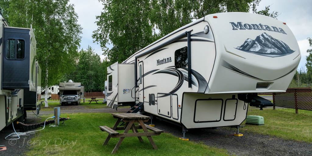 Campground Review – Riverview RV Park – North Pole, Alaska ...