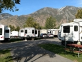 Springville / Provo KOA Journey - Sites