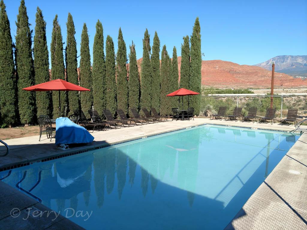 Campground Review St George Hurricane Koa Hurricane Utah The Tin Can Chronicles