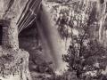 Ruin-n-Waterfall-BW-1