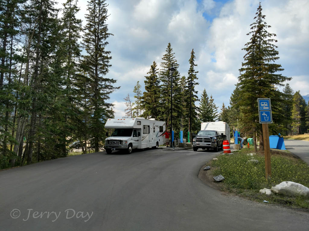Campground Review Tunnel Mountain Village Ii Banff