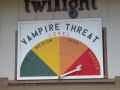 Twilight Vampire Threat Level - High!