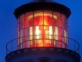 Umpqua River Lighthouse beacon (2011)