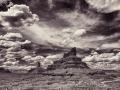 Butte-n-Clouds